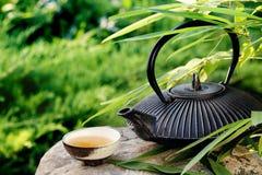 Outdoors Tea Royalty Free Stock Image