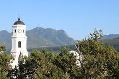 Outeniqabergen, George, Westelijke Kaap, Zuid-Afrika Stock Afbeelding
