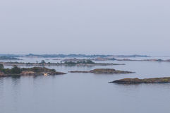 Outer archipelago Stockholm Royalty Free Stock Photo