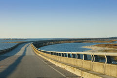 Outer Banks Bridge Stock Images