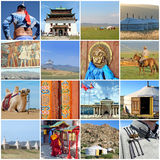 Outer Mongolia photos Stock Photos