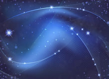 Outer space. Fantasy star universe. Abstract outer space background Royalty Free Stock Images