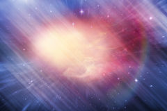 Outer space Royalty Free Stock Images