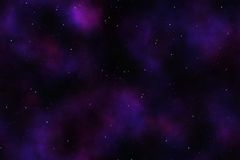 Outer Space Abstract Background Royalty Free Stock Photography