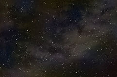 Outer space background Stock Photos