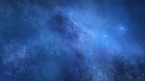 Outer space. Stock Image