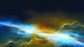 Outer space Stock Photography