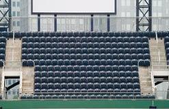 Outfield Zetels royalty-vrije stock fotografie