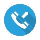 Outgoing Call Icon Stock Photography