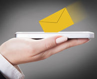 Free Outgoing Messages Are Stock Images - 40948034