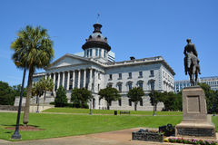 Outh Carolina State House Immagini Stock Libere da Diritti