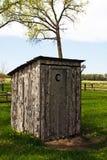 Outhouse Imagem de Stock