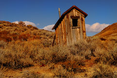 Outhouse Stock Images