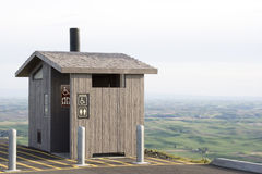 Outhouse Royalty Free Stock Photos