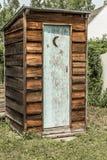 outhouse Zdjęcia Royalty Free