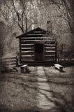 outhouse Fotos de archivo libres de regalías