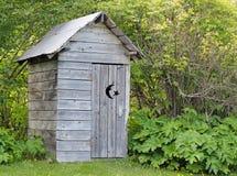 outhouse lato Obrazy Stock