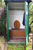 Outhouse Royalty Free Stock Image