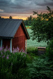 The Outhouse Stock Image