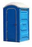 outhouseportable Royaltyfri Fotografi