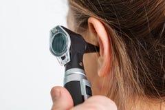 Outil d'oreille images libres de droits