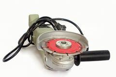 Outil de coupeur de main électrique photographie stock libre de droits
