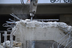 Outil de démolition Photos libres de droits