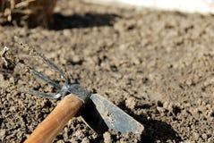 Outil de jardinage Photos stock