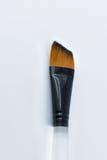 outil de peinture d'isolement par balai de fond blanc Photo libre de droits