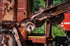 Outil de train Photographie stock