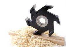 Outil de travail du bois Photographie stock
