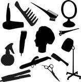 Outil du coiffeur Photographie stock