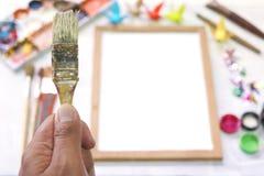 Outil pour l'art Photos stock