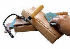Outil pour la production de meubles Image libre de droits