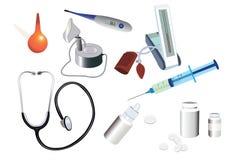 Outillage médical Photographie stock libre de droits