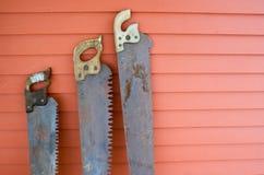 Outils à la grange Image libre de droits