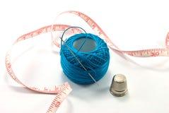 Outils à main de couture  Image stock
