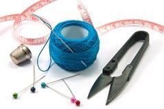 Outils à main de couture  Image libre de droits
