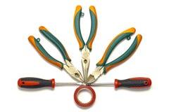 Outils d'électricien Image stock