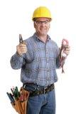 Outils d'électriciens Image stock