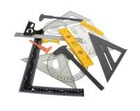 Outils d'ingénierie Photos stock