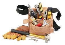outils d'outil de courroie image stock