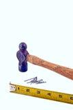 Outils de charpentier Photos libres de droits