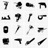 Outils de construction Photographie stock libre de droits
