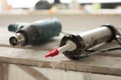 Outils de construction Photo stock