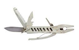 Outils de couteau de poche photo stock