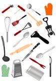 Outils de cuisine Image stock
