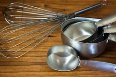 Outils de cuisine Images stock