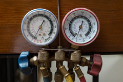 Outils de dépanneur de bricoleur Image stock