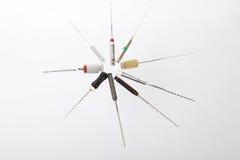 Outils de dentiste Photo libre de droits